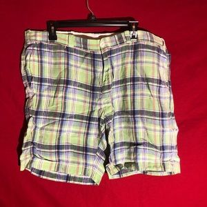 Polo by Ralph Lauren Shorts Mens Size 40 Green